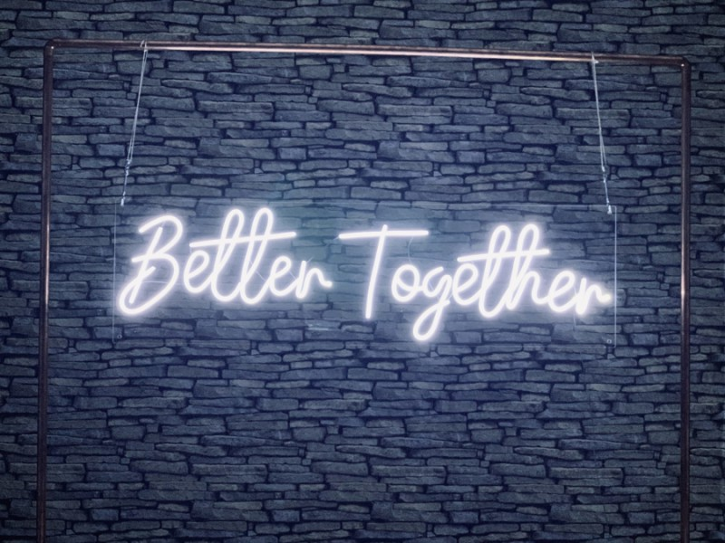 Neon Signs - Better Together