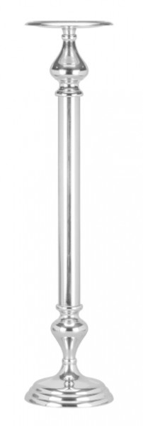 Chrome Candle Stand