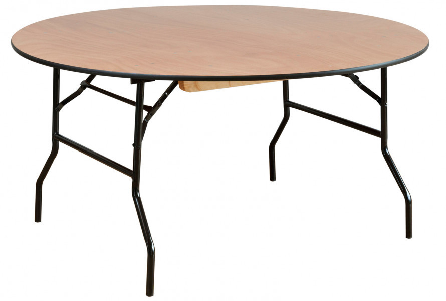 5.5ft Round Table
