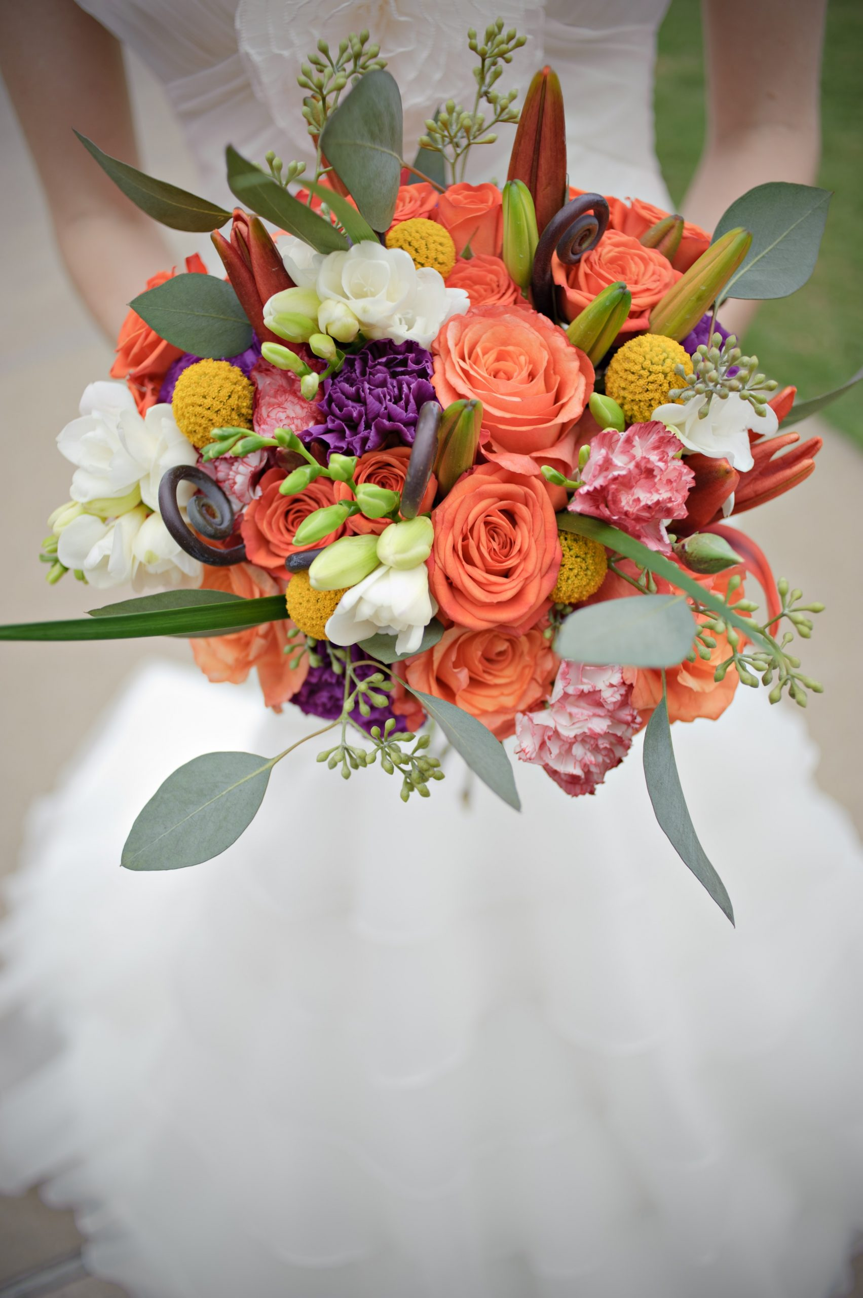 Agatha - Bridal Bouquet