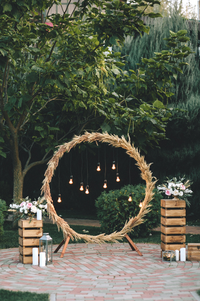 Alyssa - Wedding Arch