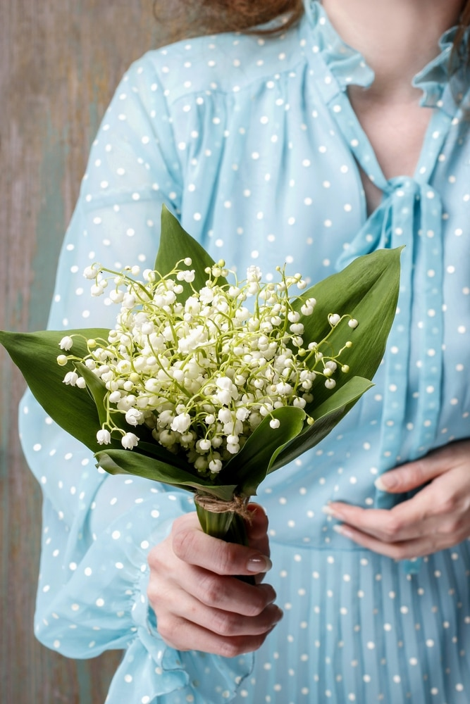 Lily of the valley - Bridal Bouquet