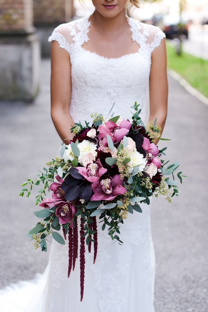 Elena - Bridal Bouquet