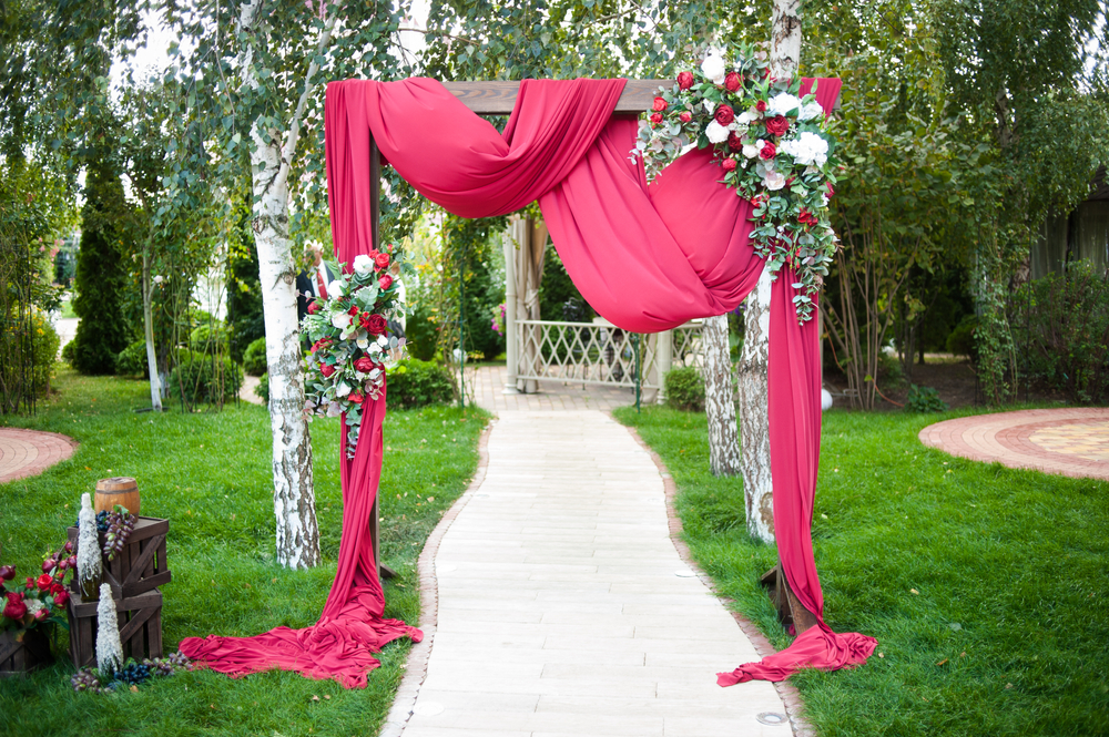 Aria - Wedding Arch