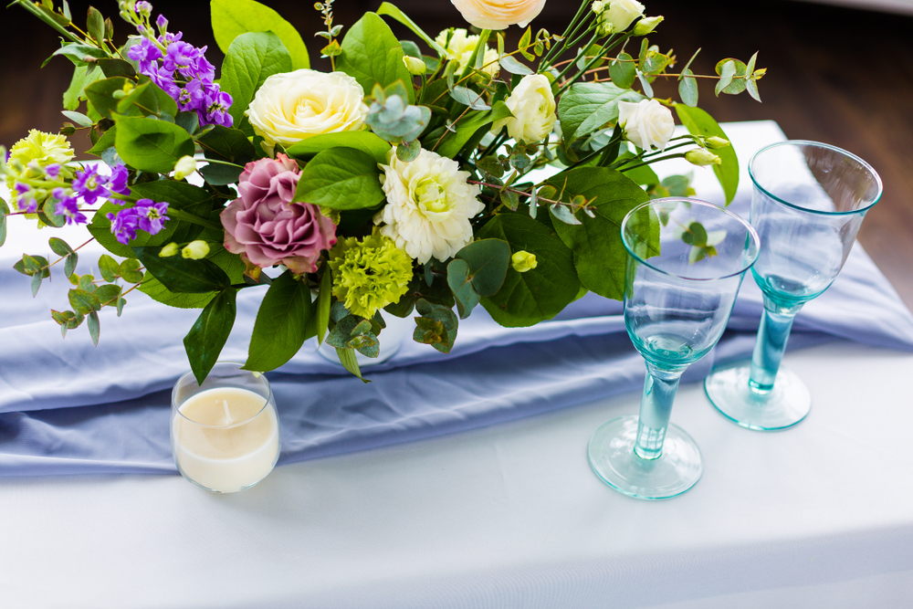 Jasmine - Head Table Display