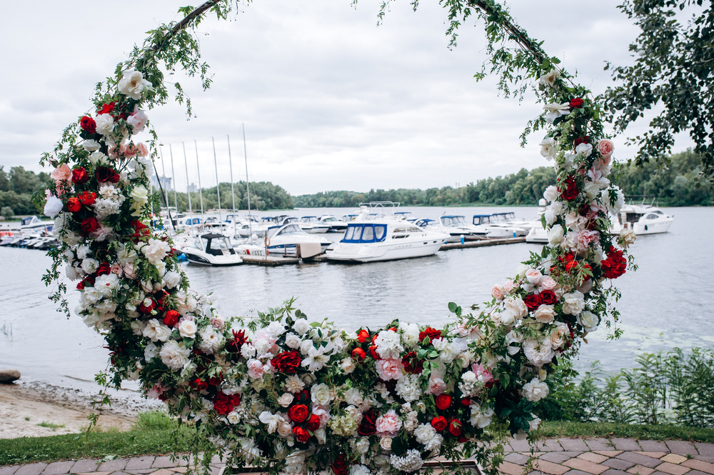 Willow - Wedding Arch
