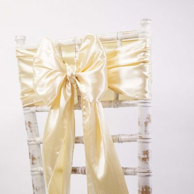 Gold - Satin Sash